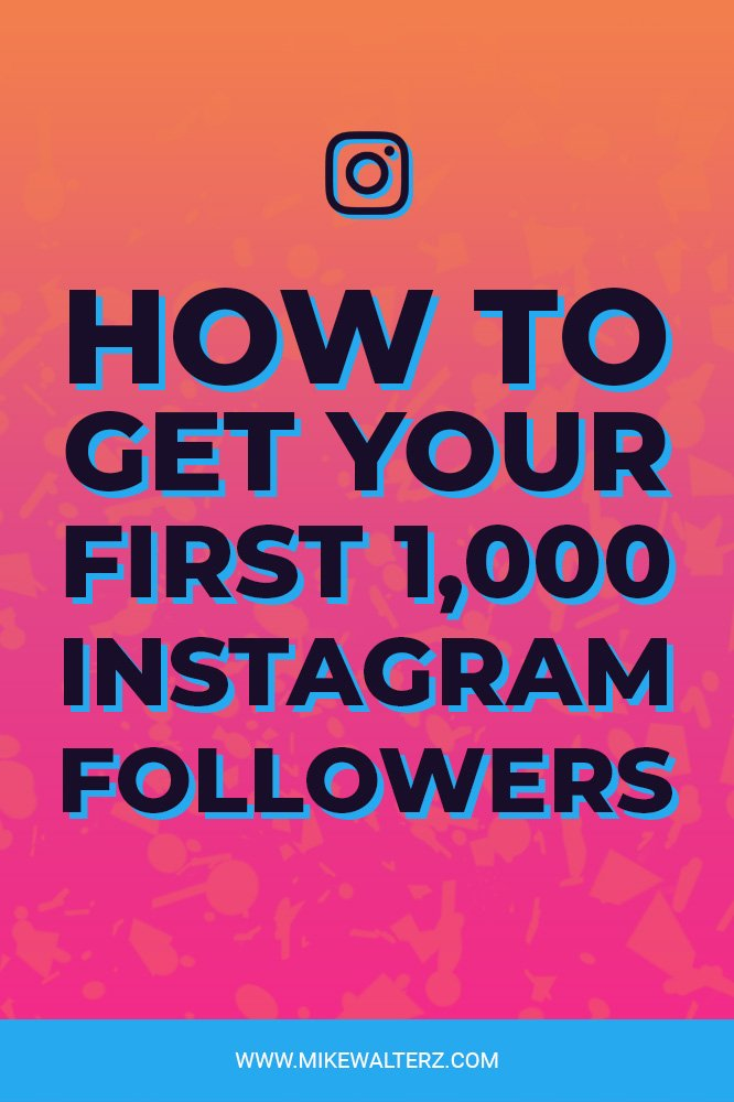 Starting a new Instagram account for your business can seem like a daunting prospect, especially as many entrepreneurs don't know where to begin when it comes to deciding what to post, when to post it and how to gain new followers. In this article i'll be explaining how you can optimise your Instagram profile and find potential followers that will love your content. - Mike Walters - #Instagram #Followers #Social #Media